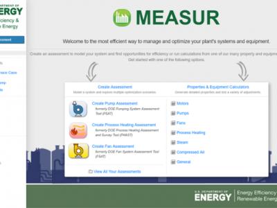 دوره آموزشی  MEASUR؛ نرم افزار تحلیل جامع انرژی صنایع
